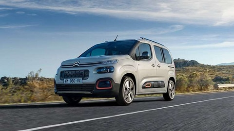 NY CITROËN BERLINGO: Historien om at turde